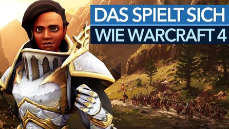 Das deutsche Warcraft 4 gespielt - 10 Minuten Kampagnen-Gameplay aus A Year of Rain