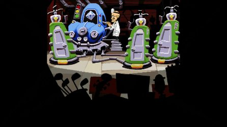 Day of the Tentacle Remastered - Trailer zeigt Unterschied zum Original