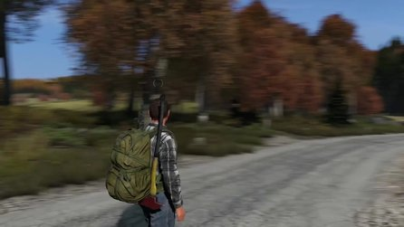 DayZ Standalone - Gameplay-Video zeigt neue Charakter-Animationen