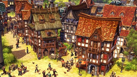 Die Siedler: History Collection im Test im Test - Wusel hoch sieben