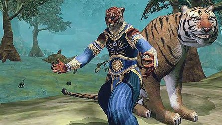 Everquest 2 Extended - Trailer zum Start der Free-2-Play-Version