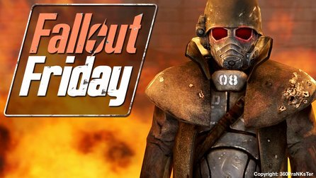 Fallout Friday - Fallout-News: Multiplayer-Mod & Herr-der-Ringe-Schlacht