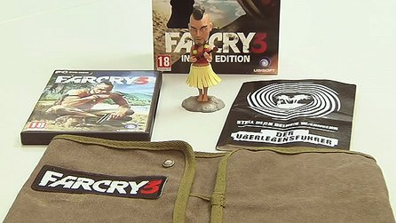 Far Cry 3 - Boxenstopp-Video / Unboxing der Insane Edition