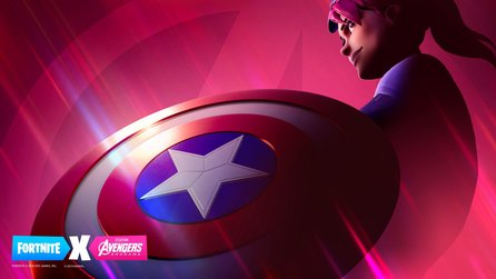 Fortnite - Captain America, Thor und Iron Man im Avengers-Endgame-Event