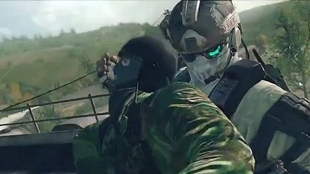 Ghost Recon: Future Soldier - Trailer zum Raven-Strike-DLC