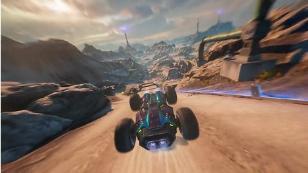 Grip - Multiplayer-Szenen im Gameplay-Trailer