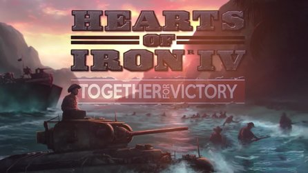 Hearts of Iron 4 - Entwickler-Tagebuch stellt Add-on »Together for Victory« vor