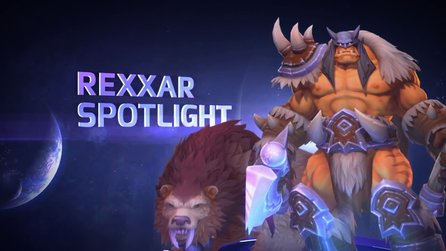 Heroes of the Storm - Rexxar Spotlight