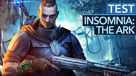 Insomnia: The Ark - Test-Video zum Endzeit-RPG im BioShock-Look