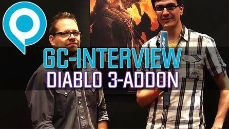 Interview: Diablo 3: Reaper of Souls - Interview-Video zum Diablo 3-Addon von der Gamescom