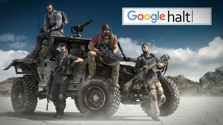Ist Ghost Recon Wildlands wie The Division? - Google halt!