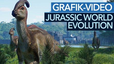 Jurassic World Evolution Trailer So Beginnt Das Spiel GameStar - Minecraft dino spiele