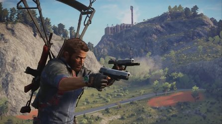 Just Cause 3 - Was steckt alles in Just Cause 3?