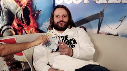 Just Cause 3 - Trailer: YouTuber Gronkh spricht Heat