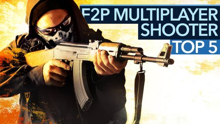 Kostenlose Multiplayer-Shooter - Video: Top 5 der aktuellen Free2Play-Games