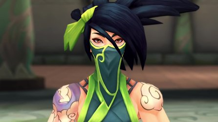 League of Legends - Champion-Rework: Ninja-Assassine Akali bekommt neue Fähigkeiten