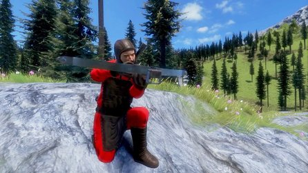 Medieval Engineers - Update 02.027 mit der Armbrust im Trailer