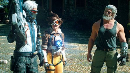 "Overwatch - Deutscher Fanfilm ""Lion's Return"": Soldier 76 rekrutiert Reinhardt"
