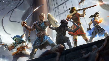 Pillars of Eternity 2 - Seaon Pass mit drei DLCs angekündigt