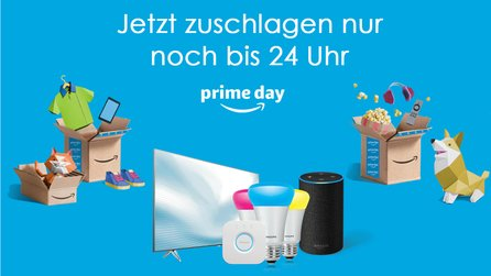 Letzte Chance beim Amazon Prime Day - Playstation 4 ab 179,99€, Crucial 1TB SSD, Nokia 7 Smartphone