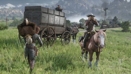 Red Dead 2 Undead Nightmare: Fans arbeiten an Zombie-Mod
