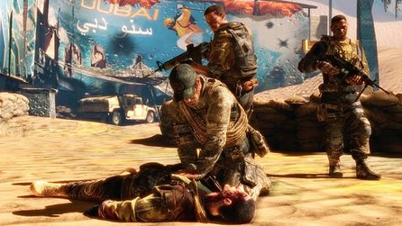 Spec Ops: The Line - Test-Video zum Wüsten-Shooter