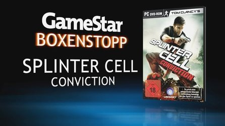 Splinter Cell: Conviction - Boxenstopp zum Agententhriller