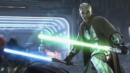Star Wars: The Old Republic - E3 2011: Das Render-Intro