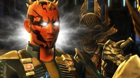 Star Wars: The Old Republic - Trailer: Der Schrecken aus der Tiefe in Patch 1.4