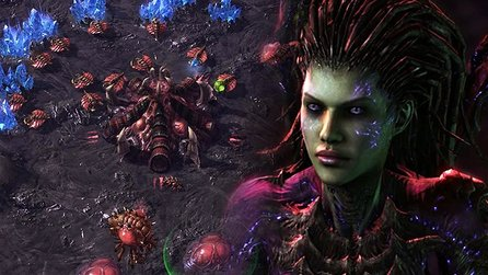 StarCraft 2: Heart of the Swarm - Test-Video zum Zerg-Addon und zweiten Teil der StarCraft-2-Trilogie