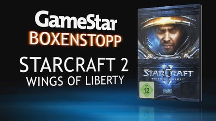 StarCraft 2 - Boxenstopp: Was steckt in Standard- und Collector's Edition