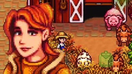Stardew Valley - Trailer: Indie-Hit kommt als Mobile-Version für iOS und Android