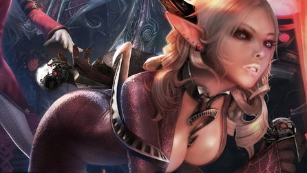 TERA - Vorschau-Video zum Unreal-Engine-MMO