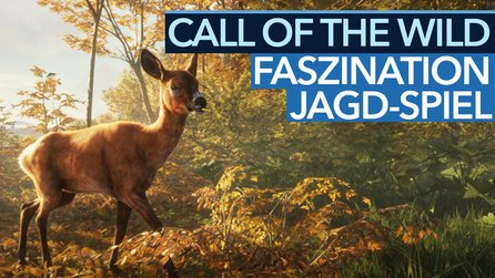 theHunter: Call of the Wild - Fazit-Video: Bitte kein Headshot für Bambi