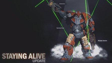 Tribes: Ascend - Trailer zum Staying-Alive-Patch