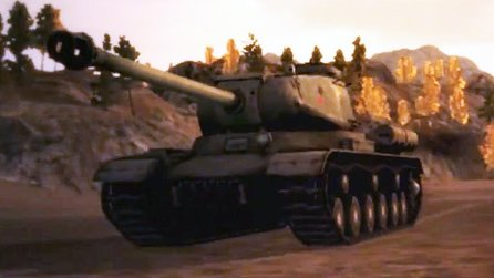 World of Tanks - Trailer zum Start der offenen Beta