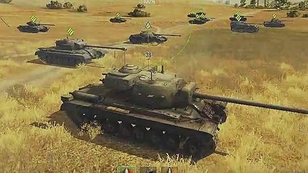 World of Tanks - Tutorial-Video #2: Die erste Schlacht