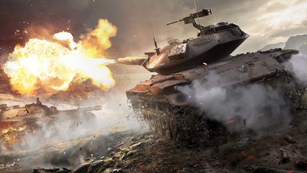 Raytracing ohne RTX-Grafikkarte in World of Tanks-Demo spielbar