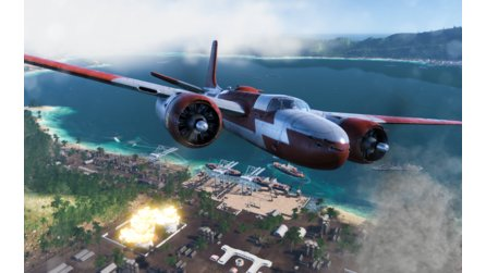 World of Warplanes 2.0 - Gameplay-Trailer mit Features des Riesen-Updates