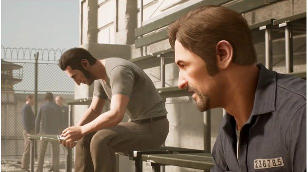 A Way Out - Trailer-Screenshots