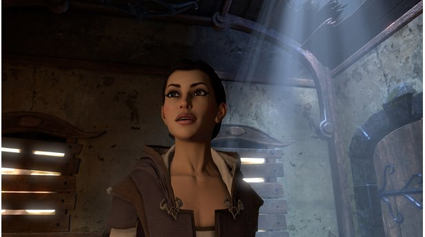 <b>Dreamfall Chapters</b><br>Screenshots aus »Book 3: Realms«