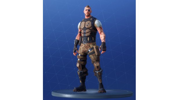 Fortnite: Battle RoyaleBattlehawk, Tier 1