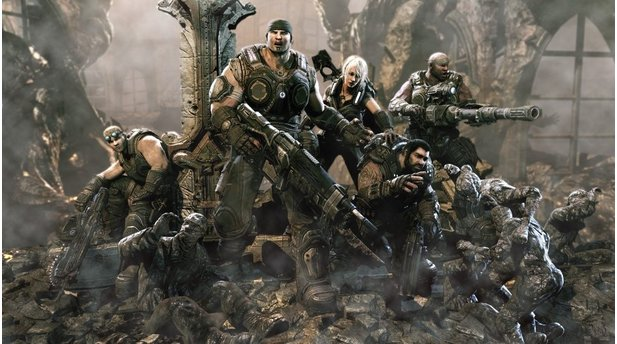Gears of War 3 - Das Team
