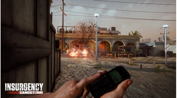 Insurgency: Sandstorm - Screenshots