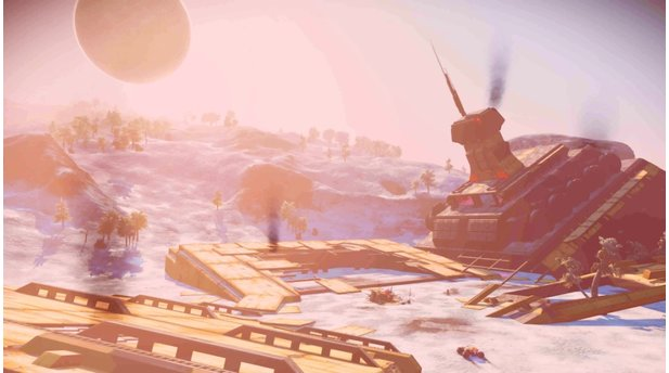 No Man's Sky - Screenshots aus Update 1.3