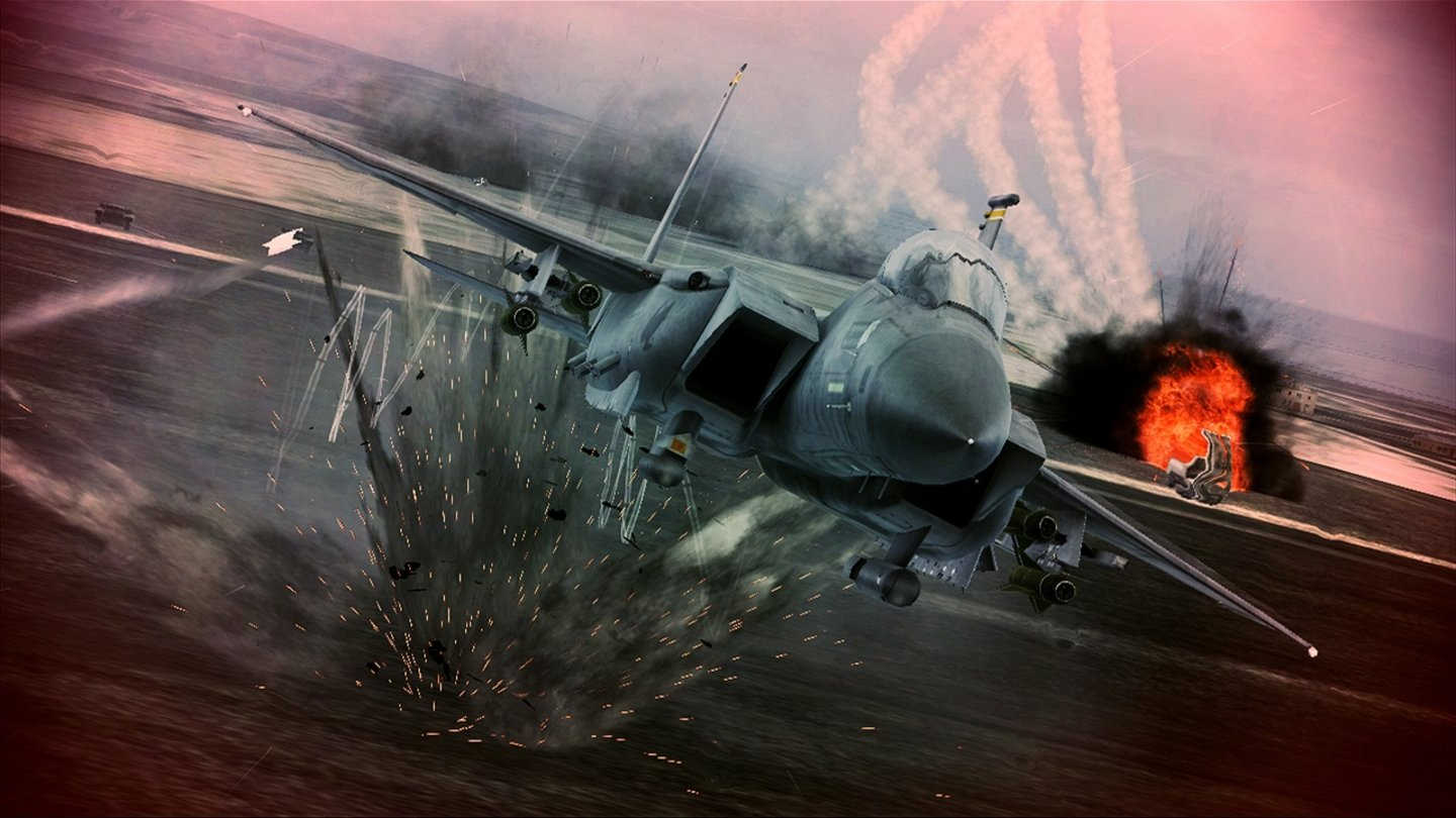 Ace Combat: Assault Horizon PS3 360