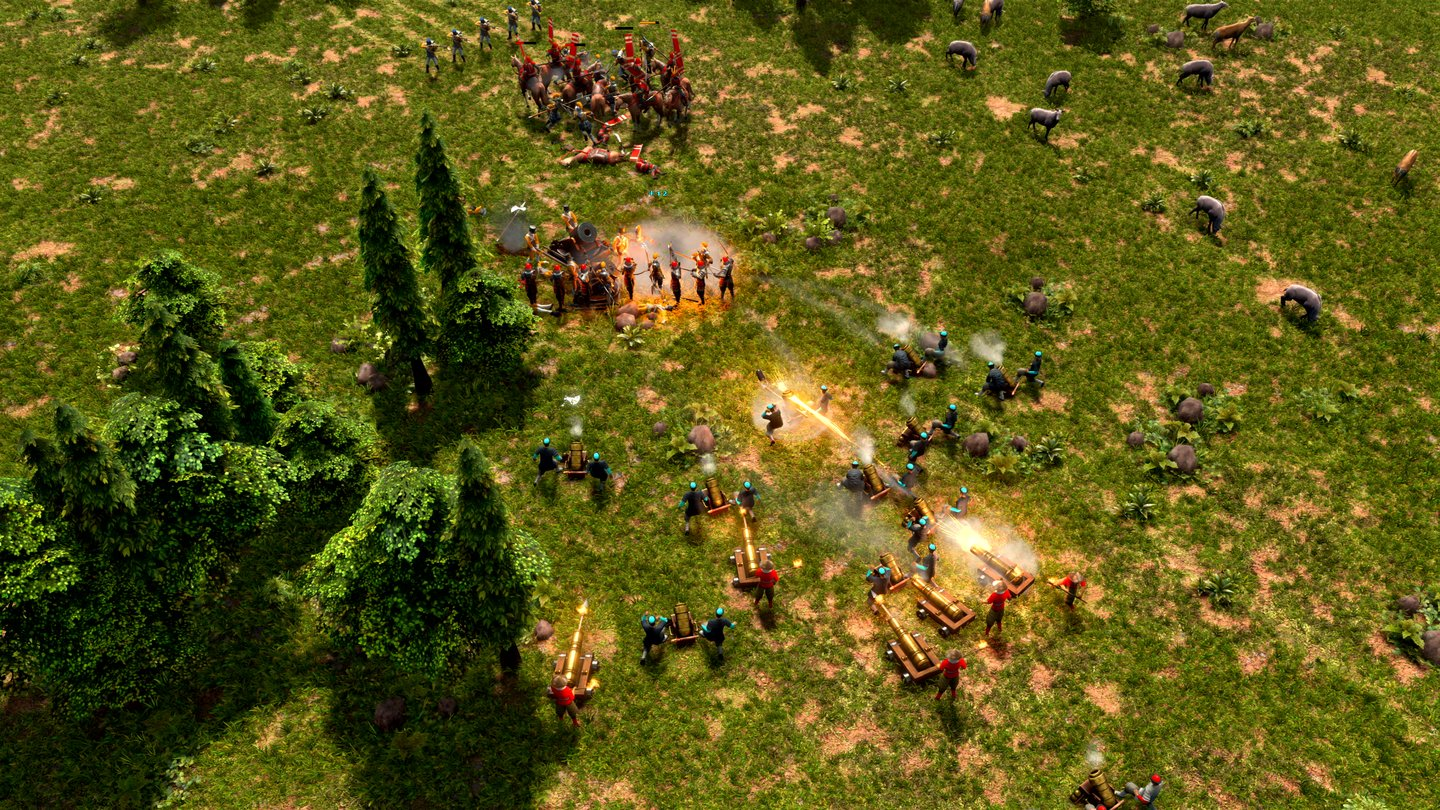 Age of Empires 3: Definitive Edition - Konter