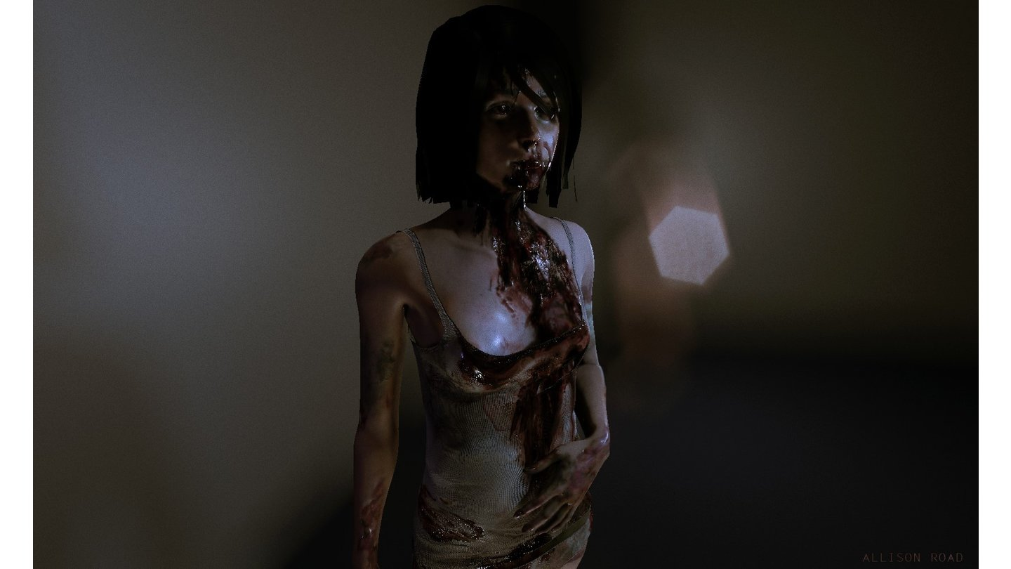 Allison Road - Screenshots