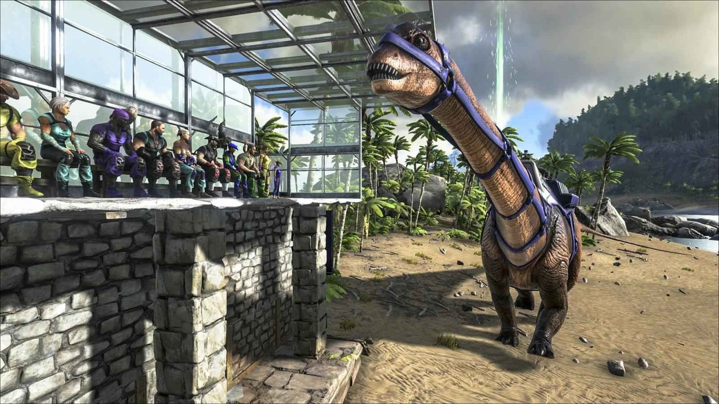 ARK: Survival Evolved - Screenshots aus dem Patch v242