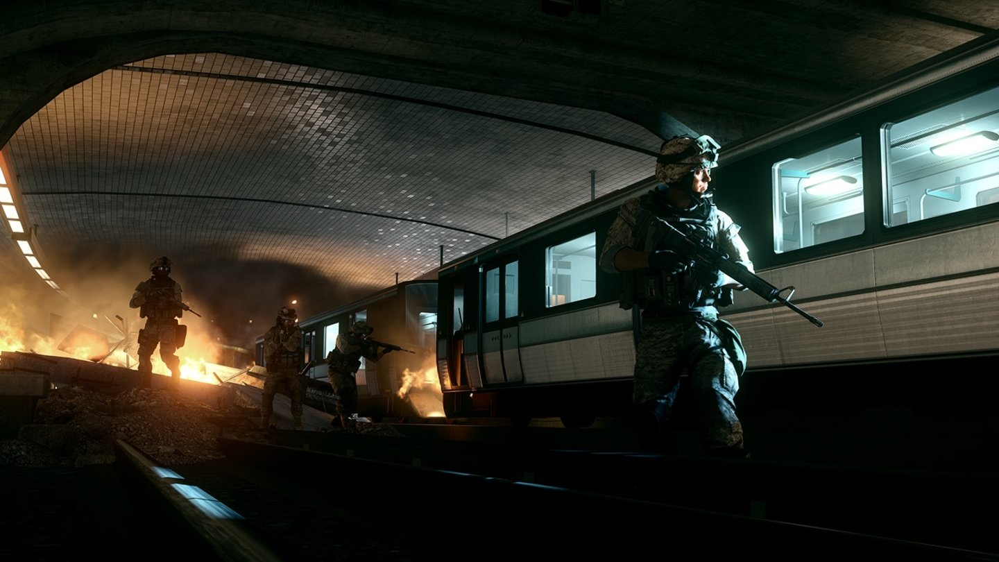 Battlefield 3Operation Métro